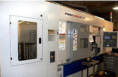 Rable Machine Equipment List | Rable Machine Inc