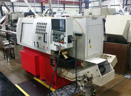 Rable Machine Equipment List | Rable Machine Inc
